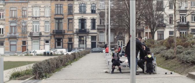 Youth in Brussels © Brecht Vanhoenacker and Mattias De Backer